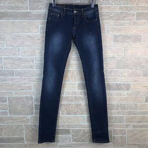 Armani Exchange Skinny Jeans 24 Dark Wash Denim